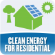 Clean Energy For Residential